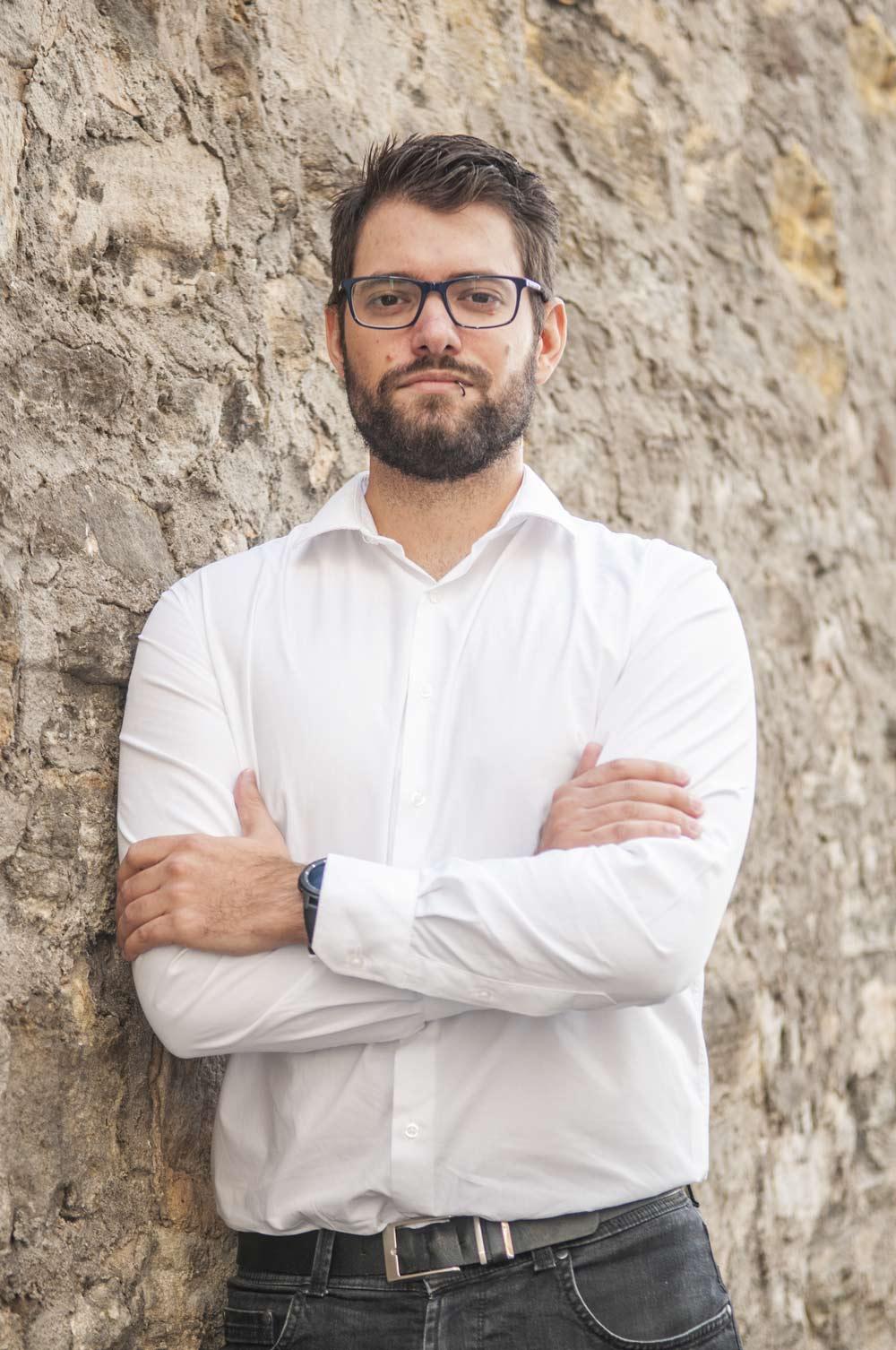 Bastian Schütz, CTO